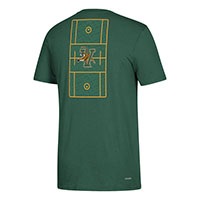 Adidas Vermont Lacrosse Playing Field Tee
