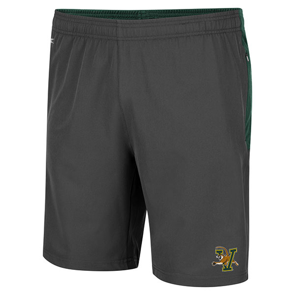 Colosseum V/Cat Charcoal Performance Shorts (SKU 125853661071)