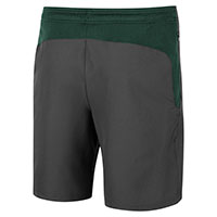 COLOSSEUM V/CAT CHARCOAL PERFORMANCE SHORTS