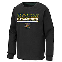 Colosseum Uvm Catamounts Long Sleeve T-Shirt