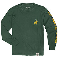 Vermont Vintage Charlie Long Sleeve Pocket T-Shirt