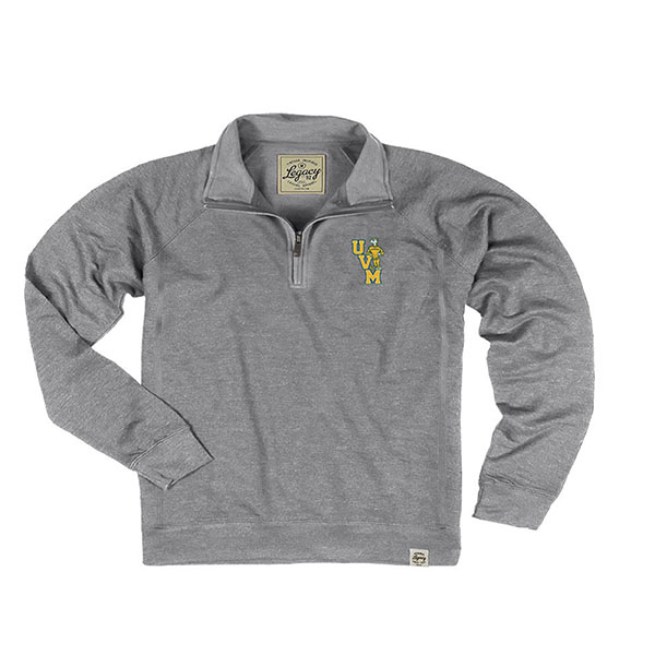 Vermont Vintage Youth Diagonal Charlie 1/4 Zip (SKU 125885891194)