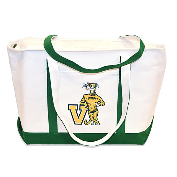Vermont Vintage Charlie Boat Tote