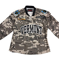 Ccm Vermont Digital Camo Hockey Jersey