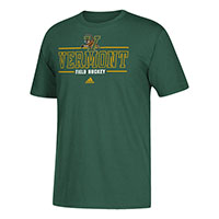 adidas V/CAT VERMONT FIELD HOCKEY BAR T-SHIRT