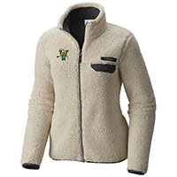 Columbia Women's V/Cat Mountainside Fleece Jacket