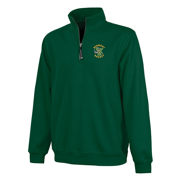 Charles River Vermont Hockey 1/4 Zip (SKU 125979871060)