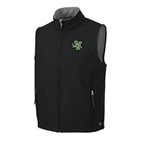 Charles River Hockey V/Cat Softshell Vest