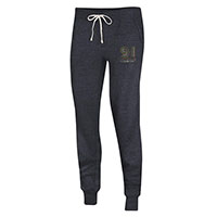 Alternative Apparel Womens '91 Spellout Joggers