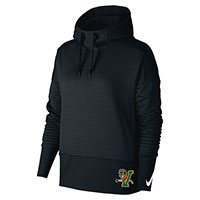 Nike Women's V/Cat Double Fleece Pullover Hoody