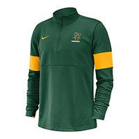 Nike Sideline V/Cat Vermont Coach 1/2 Zip Top