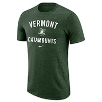Nike Vermont Catamounts Marled Tee