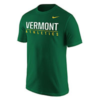 Nike Vermont Athletics Core Cotton Tee