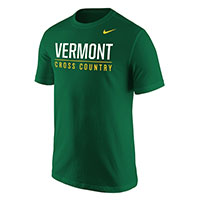Nike Vermont Cross Country Core Cotton Tee