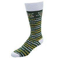 Fbf Originals Repeating Vermont Catamounts Socks