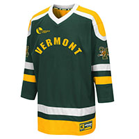 Colosseum Youth Arched Vermont Hockey Jersey