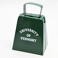 Cow Bell University Of Vermont