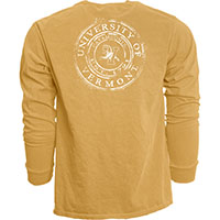 Blue 84 Long Sleeve Spellout Ring T-Shirt