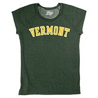 Blue 84 Ladies Arched Vermont T-Shirt