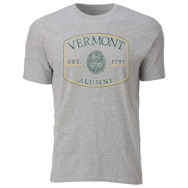 Ouray Vermont Alumni Seal T-Shirt (SKU 126190541067)