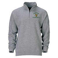 Ouray Vermont Catamounts 1/4 Zip