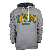 Ouray Felt Uvm Sueded Hoodie