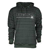 Ouray Catamounts Performance Stripe Hood