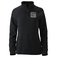 Ouray Ladies 1791 Spellout 1/4 Zip