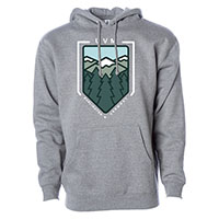 Uscape UVM Geo Mountains Sweatshirt