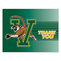 V/Cat Thank You Notecard 10 Pack