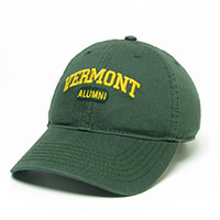 Legacy Vermont Alumni Felt Pillbox Relaxed Twill Hat