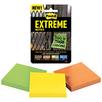 Post-It 3X3 Extreme Notes
