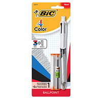 Bic Retractable Pen/Pencil Combo