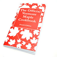 Vermont Maple Cookbook 4Th Edition