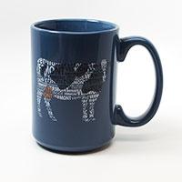 COW VERMONT MUG