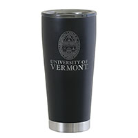 Fifty/Fifty Seal Spellout Travel Tumbler