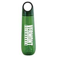 H2go Vermont Catamounts Tritan Bottle