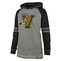 '47 Brand Women's V/Cat French Terry Raglan Hood