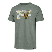 '47 Brand Match Tri-Blend Big V Vermont Catamounts T-Shirt