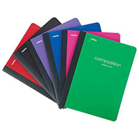 Staples Brand Composition Book Poly Cover