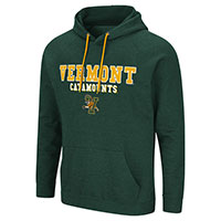 Colosseum Vermont Catamounts Tackle Twill Hood