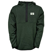 Artisans Vermont V/Cat 1/2 Zip Sweater Fleece Hood
