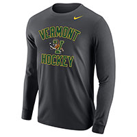 Nike Full Color Hockey V/Cat Long Sleeve Core Cotton Tee