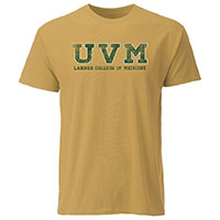 Ouray UVM Larner College Of Medicine T-Shirt