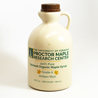 Proctor Maple Organic Amber Rich Quart Jug