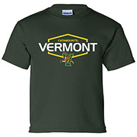 Youth Vermont V/Cat T-Shirt