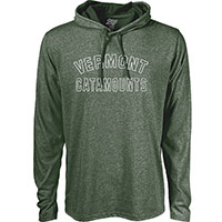 Blue 84 Vermont Catamounts Hooded Long Sleeve T-Shirt