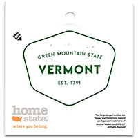Green Mountain State Est. 1791 Sticker