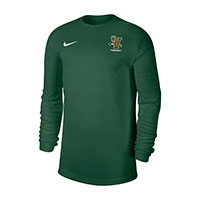 Nike Sideline 2020 V/Cat Vermont UV Coach Long Sleeve Tee