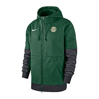 Nike Sideline V/Cat Circle Logo Therma Full Zip Hoodie